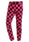 GStar PHARRELL WILLIAMS ELWOOD X25 3D  Bukser rebel pink/black ao