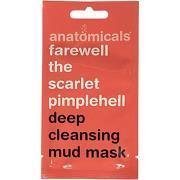 Pimplehell,  Anatomicals Ansigtsmaske