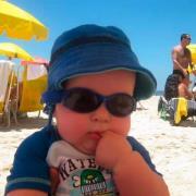 Solbrille - Baby Banz - Adventure - Grøn Camouflage