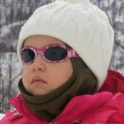 Solbrille - Baby Banz - Adventure - Pink Camouflage