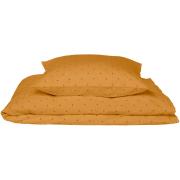 Sengetøj fra LIEWOOD - Classic Dot Mustard