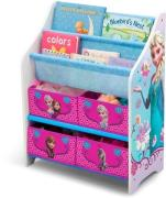 Disney Frost / Frozen Træ Reol til bøger og legetøj
