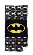 Batman Badehåndklæde - 100 procent bomuld