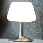 Lille LED-bordlampe Till med touchdæmper, stål