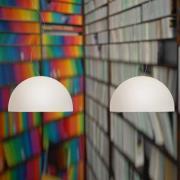 Pendellampe BOWL med 2 lyskilder, 35 cm