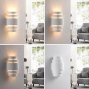 Niveauinddelt LED væglampe Marit, easydim