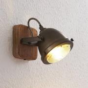 Lindby Shila loftlampe-projektør, 1 lyskilde