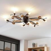 Loftlampe Dalia i florentinsk stil