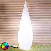 Udendørs LED-dekorationslampe Mino, 150 cm