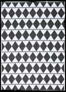 Tæppe Zigge 150x200 cm