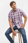 Skjorte med button down-krave