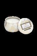 Nissho Soleil - Decorative Tin Candle 25 timer 113 g