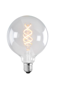Pære LED Soft Filament Dæmpbar Klar 125 mm