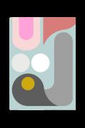 Plakat Abstraction 3