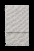 Diagonal plaid af alpacauld