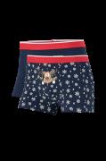 Juleunderbukser i boxermodel 2-pak