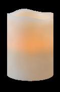 Vokslys LED 7,5x10 cm