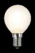 Pære E14 LED Globe Matteret 4 W