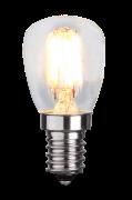Pære E14 LED Filament Pære Klar 2,5 W