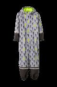 Fleeceforet regnheldragt