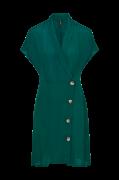 Kjole vmRiga S/S Button Dress