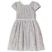 Jocko Exclusive Silver Stars Dress 98 cm (2-3 år)