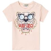 Kenzo Pink Sunglasses Tiger Baby Tee 6 months