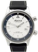 Alpina Seastrong Herreur AL-525S4H6 Champagne/Gummi Ø42 mm