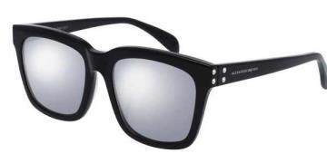 Alexander McQueen AM0064SK Solbriller