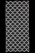 Plastgulvtæppe Wave 70x300 cm