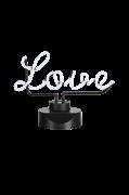 Bordlampe Texas Love