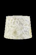 Lampeskærm Sofia Mønstret 20 cm