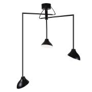 Globen Lighting-Shift 3 Pendel, Sort