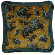 House of Hackney-Opia Cushion with Fringes Medium, Bronze