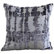 Mimou-Lauren Cushion 50x50 cm, Grey