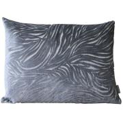 Mimou-Willow Cushion 45x60 cm, Grey