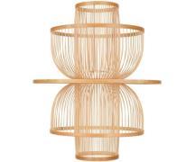 Oi Soi Oi Rattan Bird Case lampeskærm -50x60 - natur