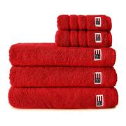 Icons Original håndklæde 30x50 cm Red