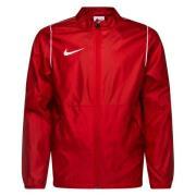 Nike Regnjakke Repel Park 20 - Rød/Hvid Børn
